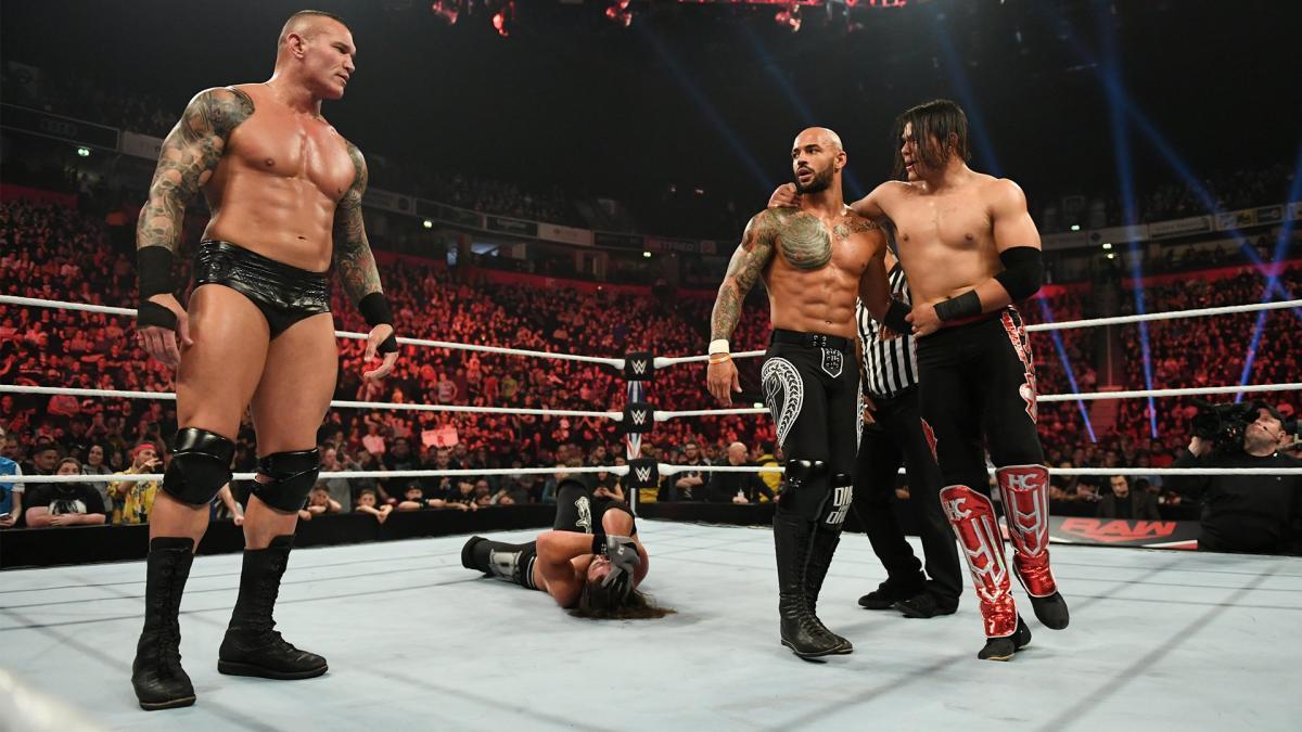 RAW In A Nutshell: Survivor Series Hype Overseas