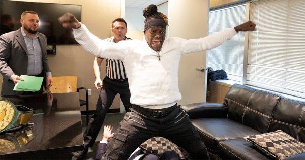 R-Truth wins back 24/7 Championship