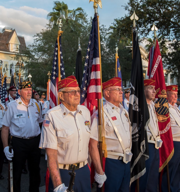 Gary Sinise Veterans The Villages