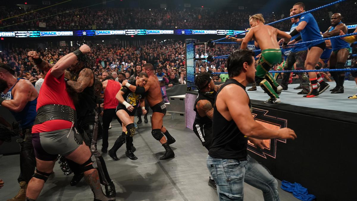 SmackDown In A Nutshell: Wild One In The Windy City