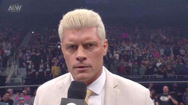 Cody Rhodes Files Trademarks