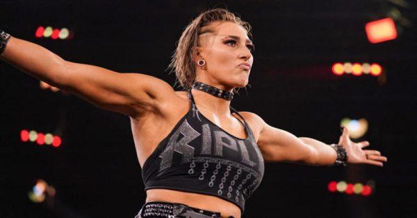 Rhea Ripley at WWE Survivor Series