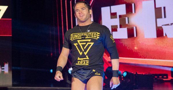 Roderick Strong at WWE Survivor Series