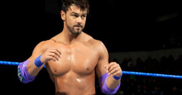 WWE Justin Gabriel