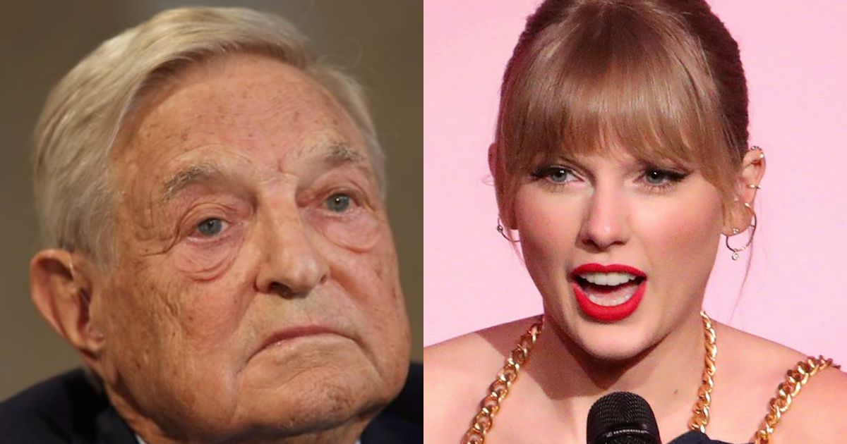 Taylor Swift Claims Soros Funded Underhanded Deal To Buy Her Music Rights