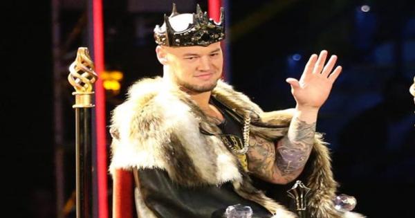 WWE King Corbin