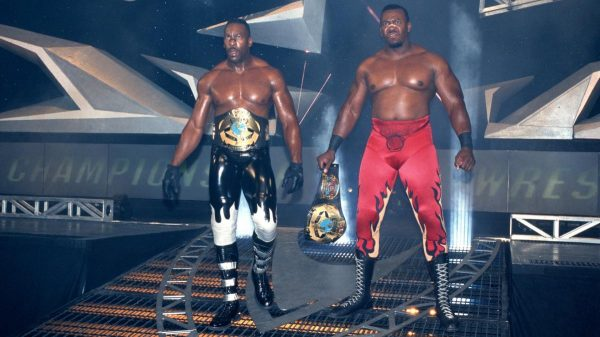 Harlem Heat Royal Rumble
