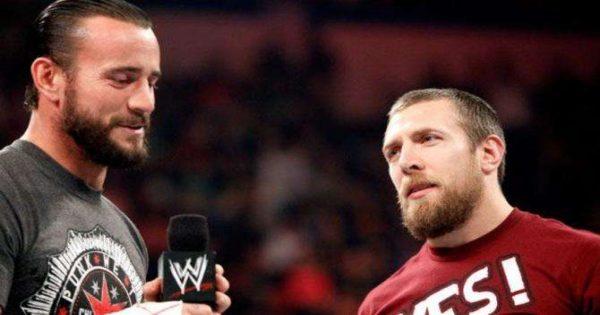 CM Punk and Daniel Bryan