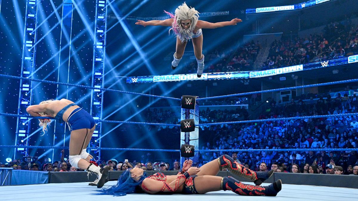 WWE Announces Multi-Person Matches for Tonight's SmackDown