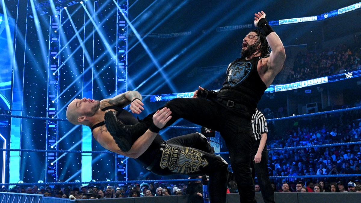 Two Big Matches Announced for Tonight's Friday Night Smackdown