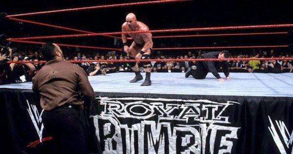 Stone Cold Steve Austin Royal Rumble
