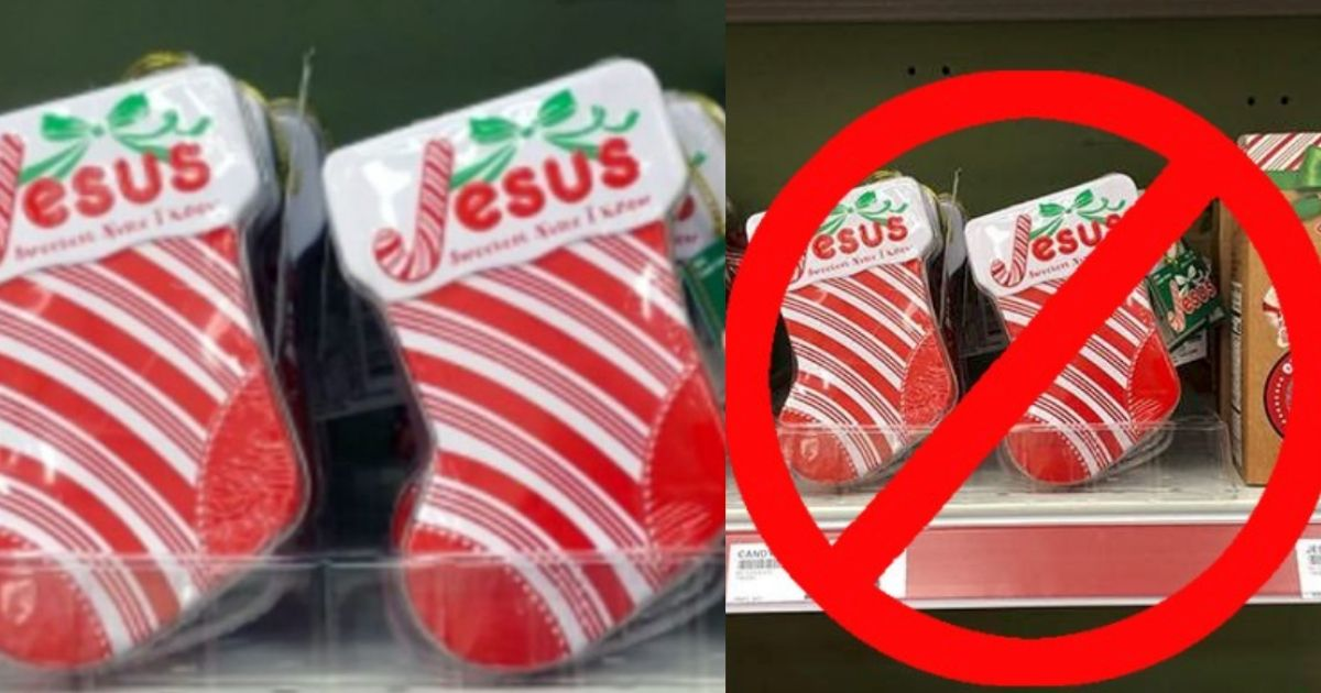 Military Stores Forced To Stop Selling Holiday Candy After Claim It Violates Constitution