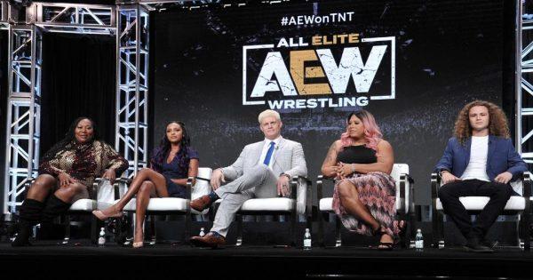 All Elite Wrestling Renewed on TNT