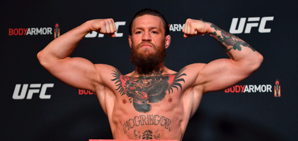 Ufc 246 Weigh In Results Conor Mcgregor And Donald Cerrone
