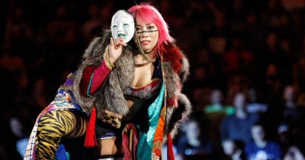 Empress of Tomorrow Asuka escaped the shooting in Las Vegas
