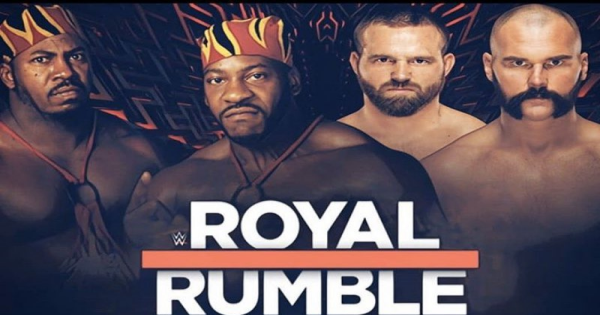 Will Harlem Heat Face the WWE Revival At The 2020 Royal Rumble?