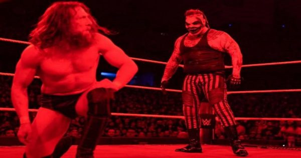 Daniel Bryan and The Fiend