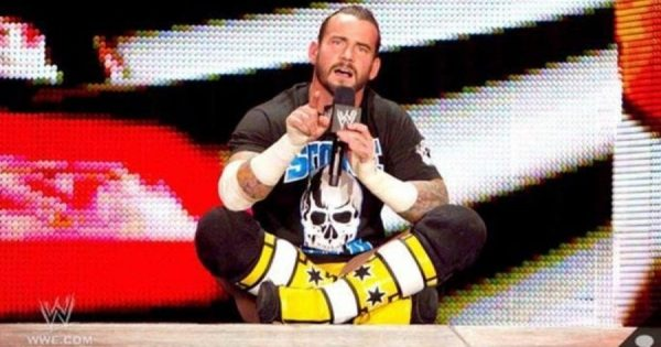 CM Punk returns at the WWE Royal Rumble?