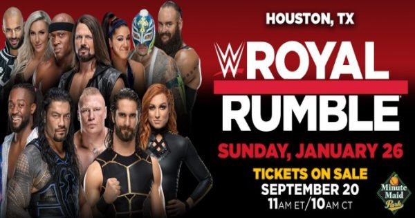 WWE 2020 Royal Rumble Rumors