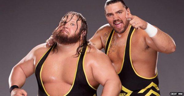 Heavy Machinery: Otis and Tucker
