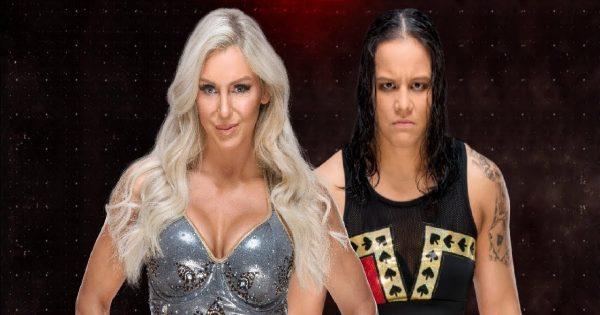Charlotte facing Shayna Baszler at WrestleMania?