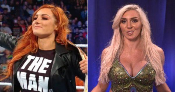Charlotte facing Becky Lynch at WrestleMania?