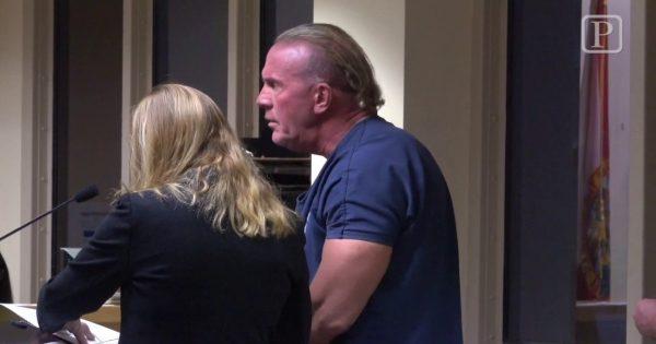 Van Hammer's Arrest after a DUI