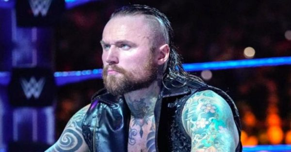 Could we see Aleister Black versus Edge in the WWE?