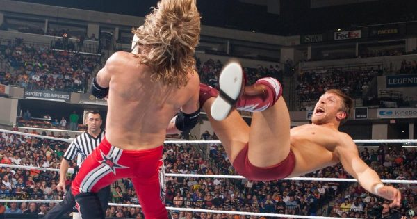Feelgood WWE matches for Edge