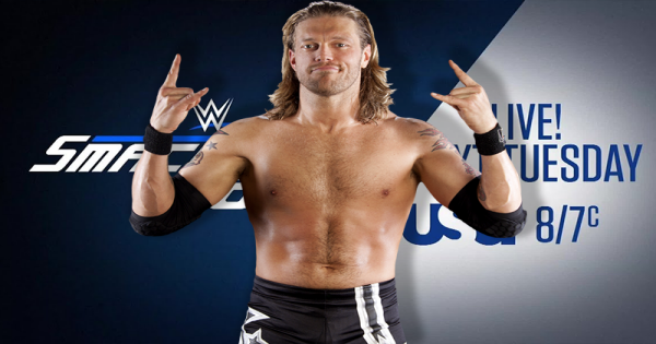 Edge, the face of SmackDown