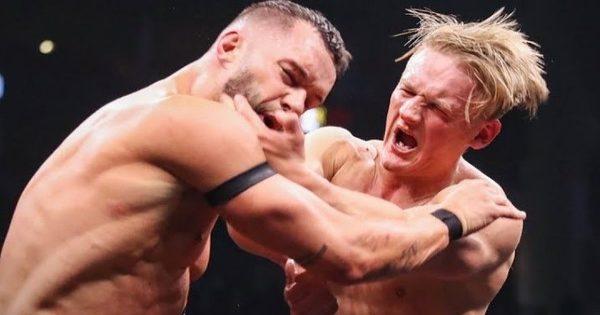 WWE Triple H loves Ilja Dragunov