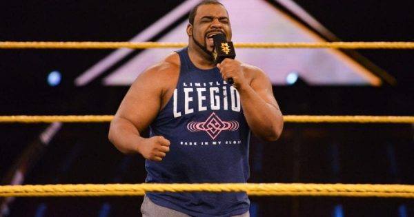 Is Keith Lee one of the WWE's 2020 breakout stars?