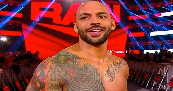 Ricochet becoming a breakout star in 2020?