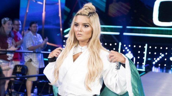 NXT Talent Walks Out