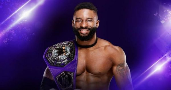 No plans for Cedric Alexander in the WWE