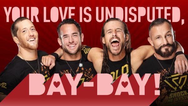 Valentine's Day undisputed era