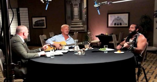 Jeff Jarrett Praises Elias