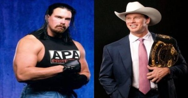 Standard wrestling transformations of WWE superstars