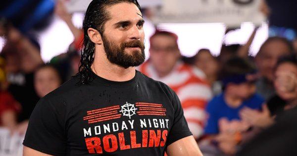 Monday night Rollins