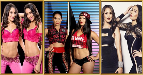 The Bella Twins Reveal All About Hall of Fame induction