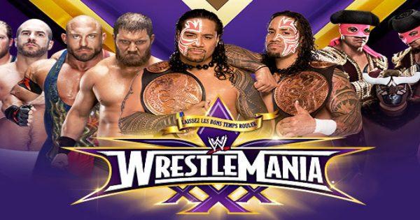 ryback on WrestleMania payouts