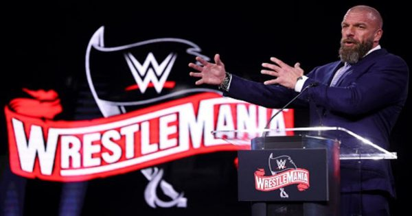 Wrestlemania 36 plans could still change
