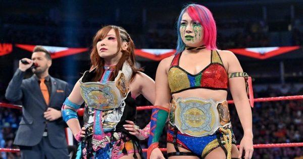 Kabuki Warriors versus Nikki Cross and Alexa Bliss may not take place