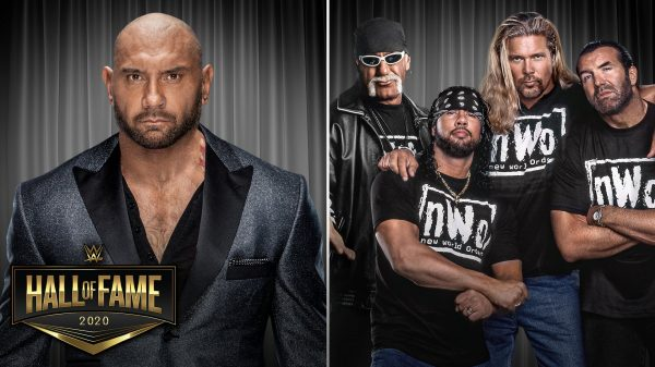 HOF and NXT Takeover