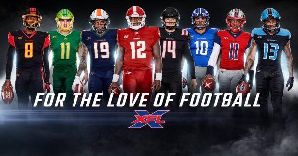 Lawsuit due to XFL affiliation