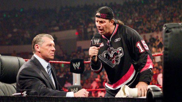 Bret Hart Drunk Vince McMahon