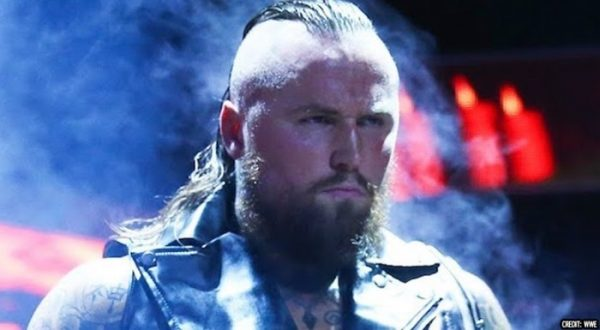 WWE's Aleister Black