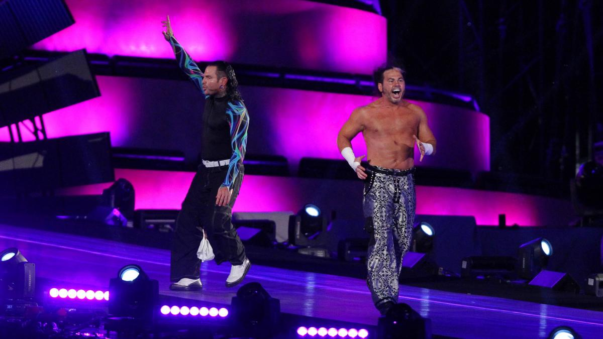 Hardys Family Feud + AEW Gets Extreme Announcer This Week