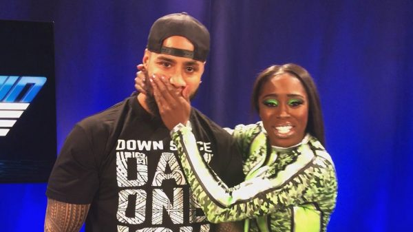 Jimmy Uso & Naomi Want To Be Fired?