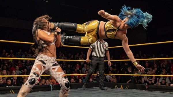 NXT Possibly Leaving Full Sail University
